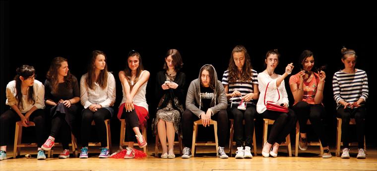 Scuola di Musical Adolescenti 2016