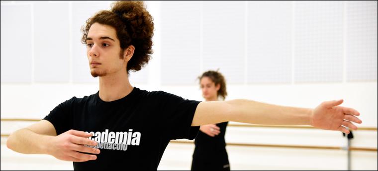 scuola di musical adolescenti danza 2016