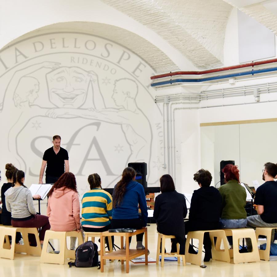 Scuola Formazione Attore