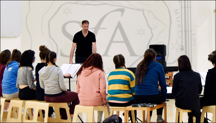david ashley seminario musical theatre