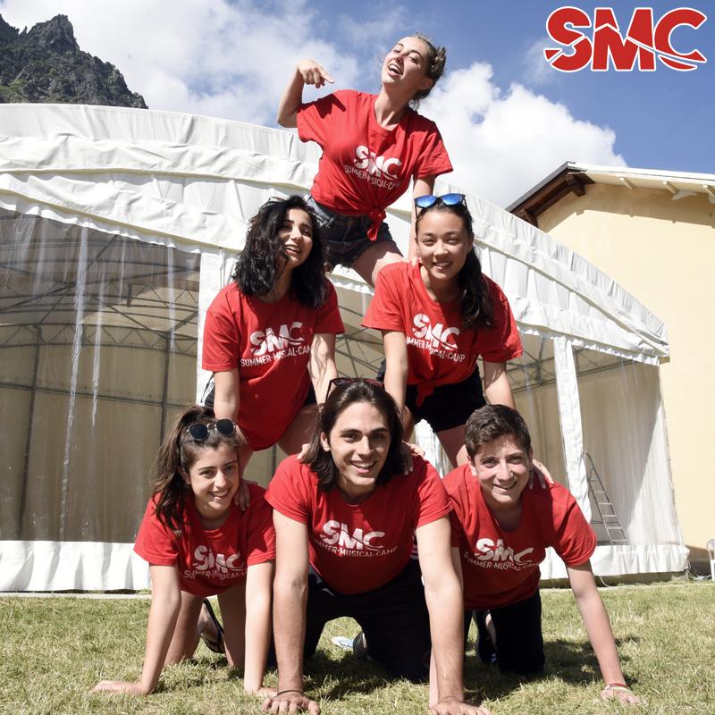 summer camp usseglio animatori casa alpina accademia dello spettacolo