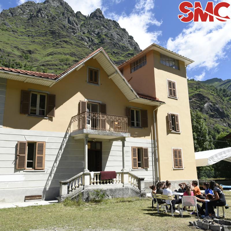 summer camp usseglio casa alpina accademia dello spettacolo